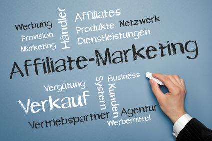 marketing affiliate