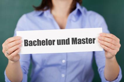 Master Bachelor Unterschied