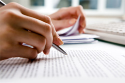 Bei der Bachelorarbeit handelt es sich für viele Studierende um das erste größere wissenschaftliche Projekt.