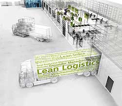 Neue Fraunhofer-Seminarreihe »Lean Logistics« startet am 23. Juni 2014