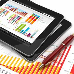 Aufgaben des Online Marketing Managers sind u.a. die Erstellung von Werbekonzepten und die Marketingplanung.