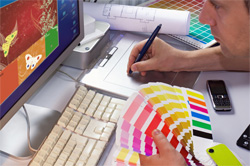 Webdesigner haben viele Weiterbildungsmöglichkeiten zur Auswahl.