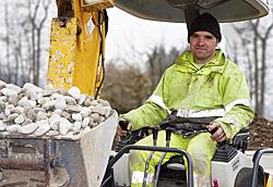 Berufsbegleitende Weiterbildungen für Baugeräteführer