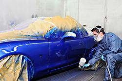 Berufsbegleitende Weiterbildungen für Fahrzeuglackierer