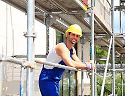 Berufsbegleitende Weiterbildungen für Gerüstbauer
