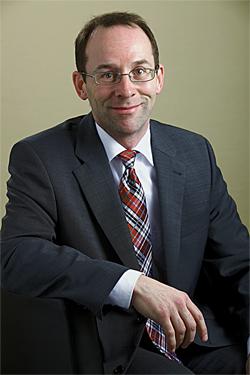 Studiengangsleiter Prof. Paffrath