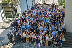 Über 280 neue Studenten