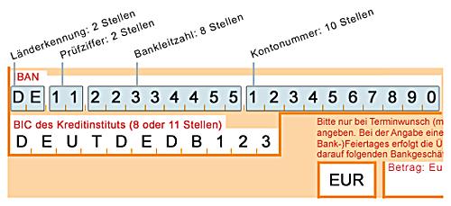 gläubiger id bundesbank beantragen
